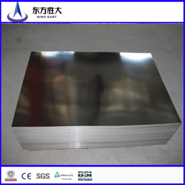 Hot Selling Ba 2.8/2.8 Electrolytic Tinplate Sheet for Making Cans