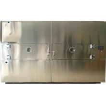 Máquina de secado por vacío de microondas