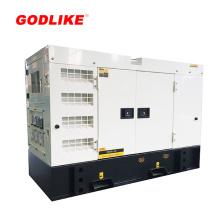 Famoso conjunto generador diesel silencioso con motor Yanmar