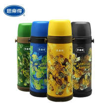 High Quality 304 Stainless Steel Double Wall Vacuum Flask Svf-1000e