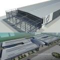 Construcción de acero estructural de bajo costo