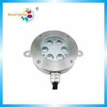 Luz subacuática de la fuente de 6W LED de alta potencia