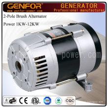 Alternador del alambre de cobre del 100% para el motor diesel, máquina del aire de la compresión