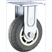 Rueda giratoria de alta calidad de la rueda del casquillo de la PU del eslabón giratorio de la alta calidad