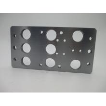 Peça de fresagem CNC de alumínio de alta qualidade