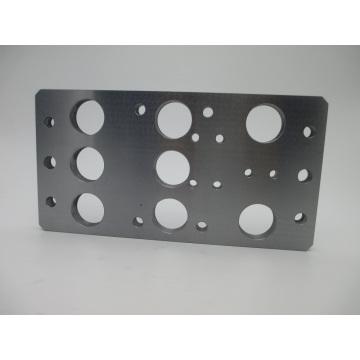 Pièce de fraisage CNC en aluminium de haute qualité