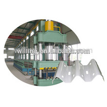 Guardrail Board Forming Machine