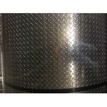 Placa de rodadura de aluminio 1100 3003 para suelos