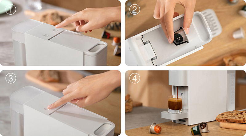 Xiaomi Coffee Makers