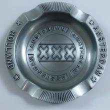 Holland Amsterdam металлический подарок круглый пепельница сувенир для мужчин (B5009)