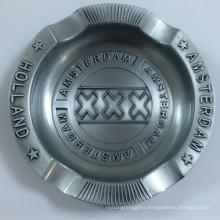 Netherlands Amsterdam Tour Gift Smoking Zinc Alloy Souvenir Ashtray (B5009)