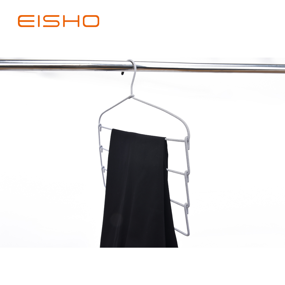 space saving 4 layer Metal scarf Hanger