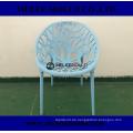 Nahkampf-Plastikmöbel entspannen sich Stuhl-Form