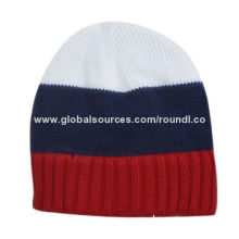 Knitted hat for children, comfortable, OEM orders are welcomeNew