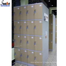 Petit casier de rangement en plastique ABS casier en plastique pour enfant