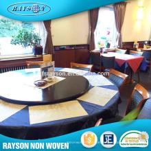 Business Partner Wanted Shenzhen Einfache Reinigung liefert nicht gewebte Tischläufer