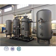 Installation de remplissage de générateur d'oxygène PSA à usage médical