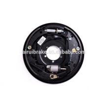 Tambor de freno de 12 pulgadas de freno de tambor hidráulico para remolque (auto-retorno)