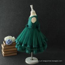 bebê menina flor vestido verão criança roupas