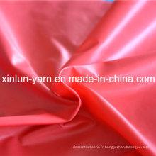 Tissu en nylon d'Oxford de polyester pour le vêtement / sac / tente / vêtements
