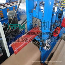 Rain Gutter making machine,WATTER GUTTER ROLL FORMING MACHINE,Cold Roll Forming Rain Gutter Machine