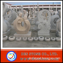 Animal Carving Stone Abstract Stone Sculpture and Carving Stone