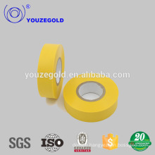 Water Activated Heat shield to protect self adhesive tape
