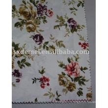более пятисот моделей цветочные ткани