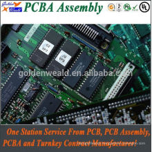 Power Supply PCB Board assembled with Components Custom Service is accepted pcb layout and assembly