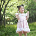Baby girl boutique fleur pucelle robe