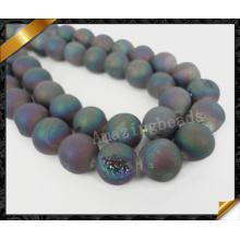 Vente en gros Bijoux Druzy, bijoux en gemme d'agate (bijoux à la mode (YAD024)