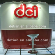 Cambered artificial marble Solid Surface Beauty modern reception desks Cambered artificial marble Solid Surface Beauty modern reception desks