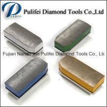 Automatische Schleifmaschine bearbeitet Metall Granit Diamant Fickert Abrasive