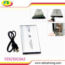 2.5 'SATA / SAS HDD mobiles Rack-Festplattengehäuse mit LED