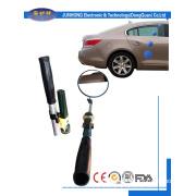 Portable car bottom inspection mirror