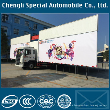 JAC Mobile Stage Truck Stage Platform Stage Truck for Sale