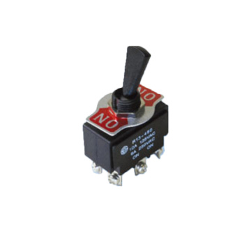 ON ON 20A 6P Toggle Switch