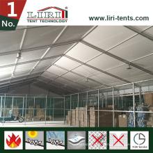 tente gonflable flexible pour la tente d'entrepôt et le stockage
