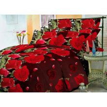 India Polyester Microfiber fabric for Bed sheet