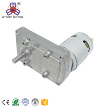 12v dc motor low rpm and high torque for banking
