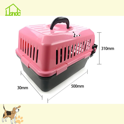 Atacado Plastic Portable Pet Carrier