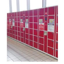 24 Puertas Digital Electrónico Barcode Steel Locker