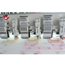 Coiling Mixed Flat Embroidery Machine