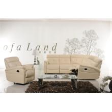 Sofá elétrico reclinável EUA L & P sofá do mecanismo para baixo do sofá (865 #)