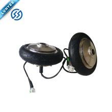"24v 8 ""geared single / Double Welle BLDC Getriebe Nabenmotor High Torque Customized"