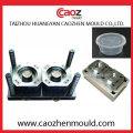 250ml / redondo / desechable de pared fina envase molde de contenedores
