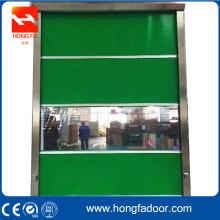 Porte rapide interne en PVC