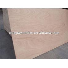 Placa de madeira compensada de 21mm / placa da mobília