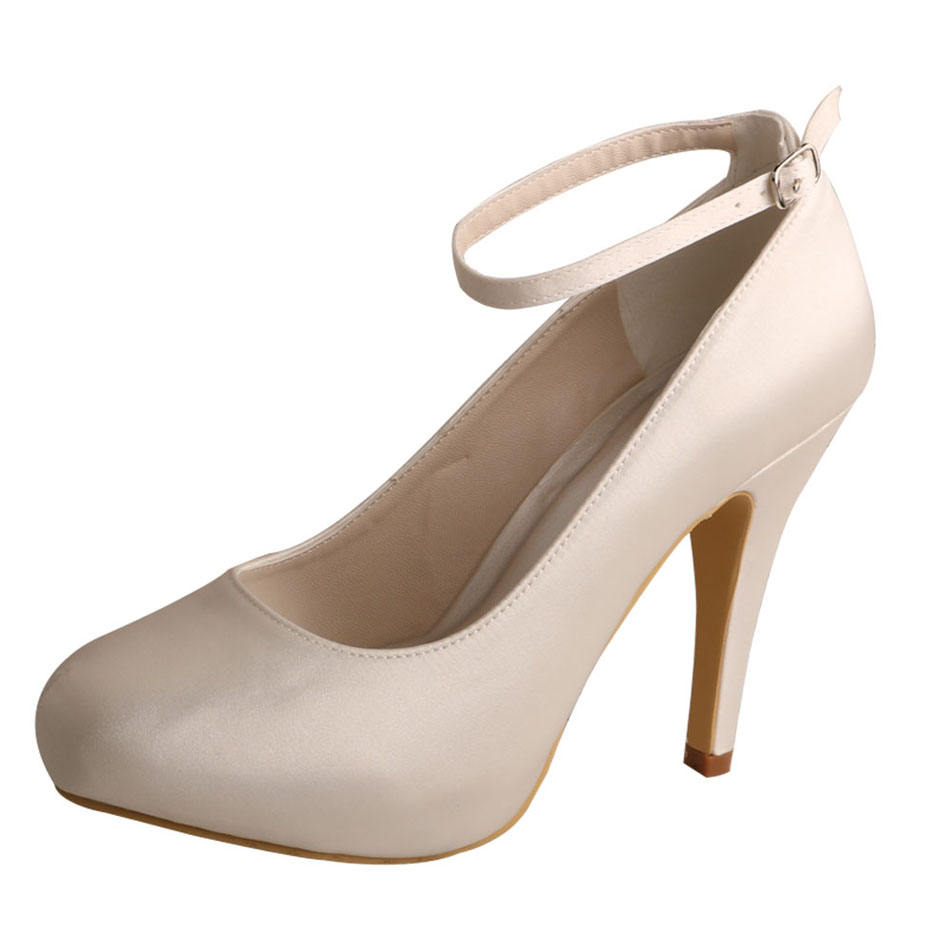 Wedding Platform Shoes