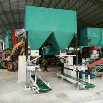 Wood Pellet Packing Machine of 5-25kg/bag